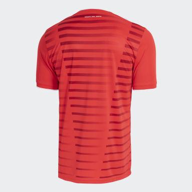 Camisa 1 Internacional 20/21 Vermelho Homem Futebol