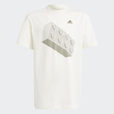 Camiseta LEGO® Graphic Blanco Niño Gimnasio Y Entrenamiento