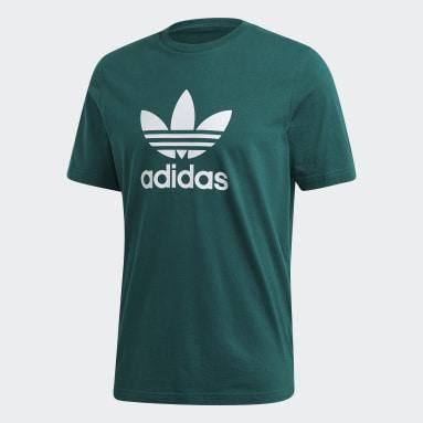 Men Originals Green Trefoil T-Shirt
