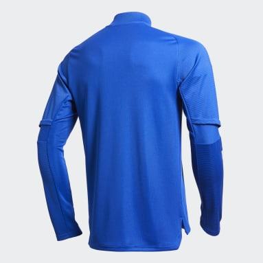 Buzo de Entrenamiento Millonarios FC Azul Hombre Fútbol
