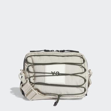 Y-3 SLING BAG Bege Y-3