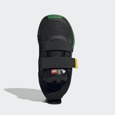Děti Běh černá Boty adidas x Classic LEGO® Sport