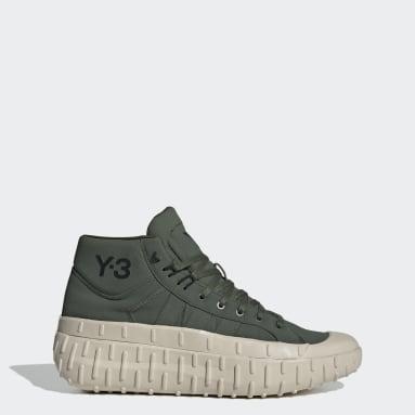 Mænd Y-3 Grøn Y-3 GR.1P High sko