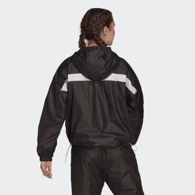 Veste adidas Sportswear WND.RDY Woven Noir Femmes Sportswear