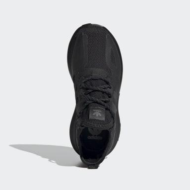 Kids Originals Black ZX 2K Shoes