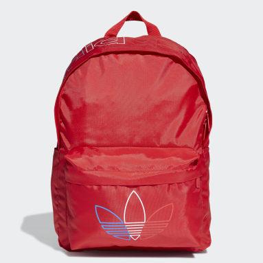 Originals Red Adicolor Primeblue Classic Backpack