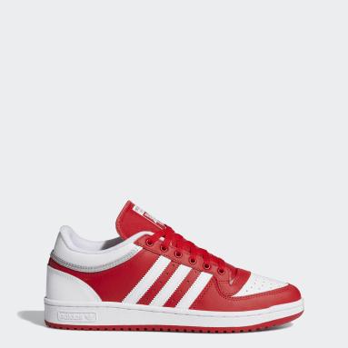 Men Originals Red Top Ten Low RB Shoes