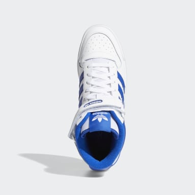 Originals White Forum Mid Shoes