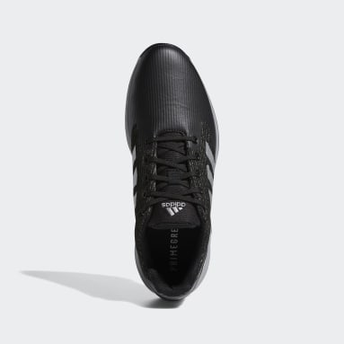 Men Golf Black ZG21 Motion Recycled Polyester Golf Shoes