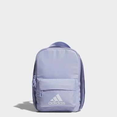 Training Purple Classic Two-Way Mini Backpack