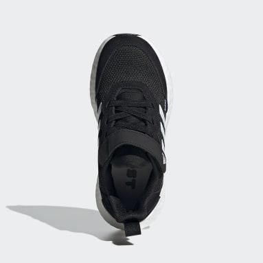 Chaussure RapidaLux S and L Noir Enfants Running