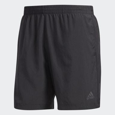 Men's Running Black Run-It Shorts