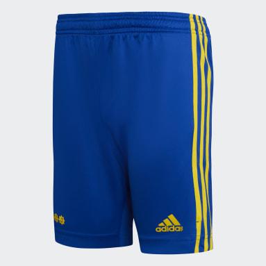 Shorts Local Boca Juniors 21/22 Azul Hombre Fútbol