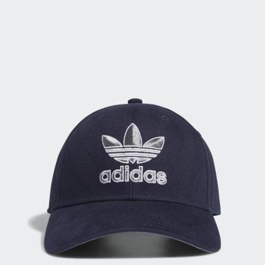 Men's Originals Blue Icon Snapback Hat