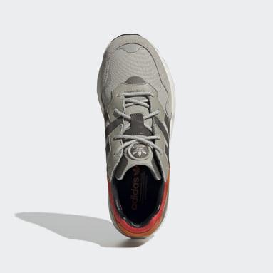 Women Originals Brown Yung-96 Trail Shoes