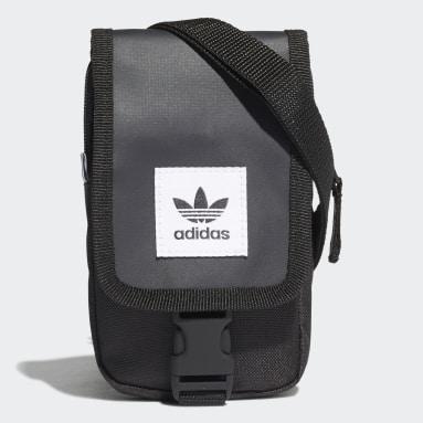 Originals Black Map Bag