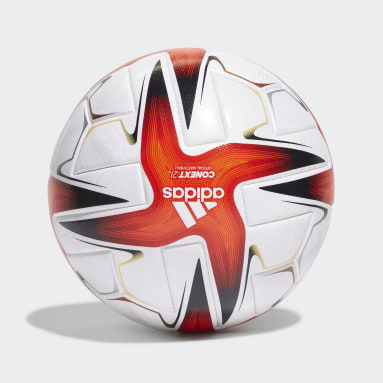 Soccer White Conext 21 Pro Olympic Games Ball