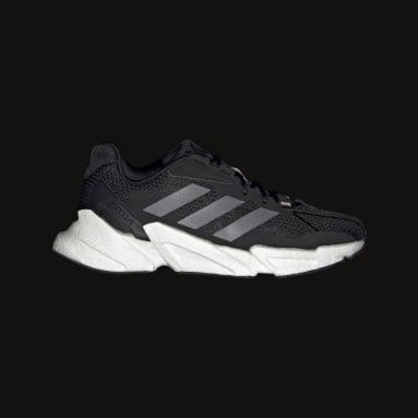 Women Running Black X9000L4 Shoes