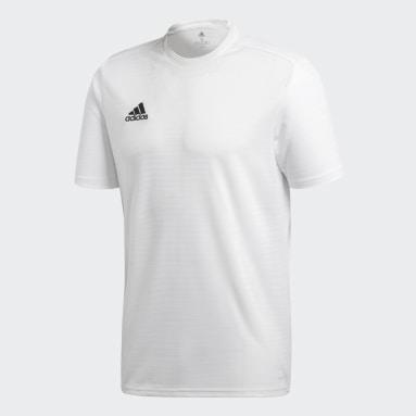 Men's Soccer White Condivo 18 Jersey