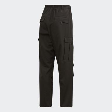 Muži Y-3 černá Kalhoty Y-3 CL Cargo