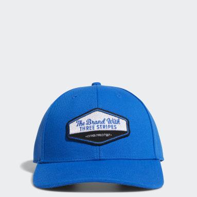 Casquette Statement Bleu Hommes Golf