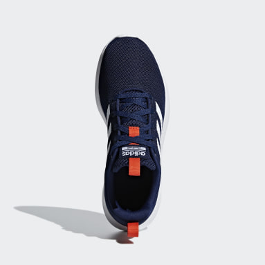 Kids Essentials Blue Lite Racer CLN Shoes