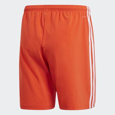 Shorts Condivo 18 Rojo Hombre Fútbol