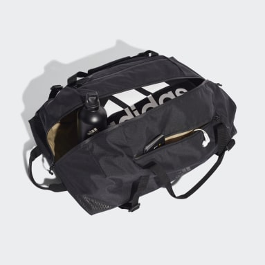 Gym & Training Black 4CMTE Duffel Backpack