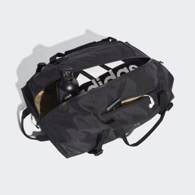 Fitness Og Træning Sort 4CMTE Duffel rygsæk