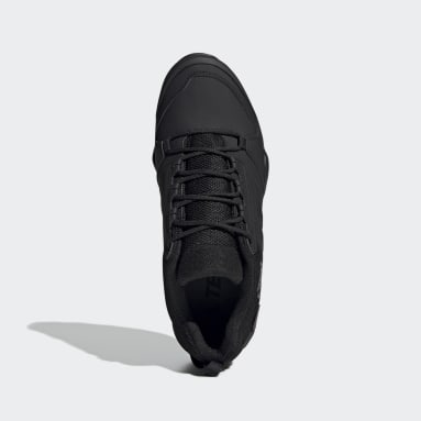 Men TERREX Black Terrex AX3 Beta Climawarm Hiking Shoes