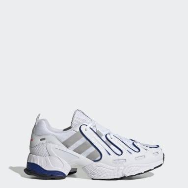 Men Originals White EQT Gazelle Shoes