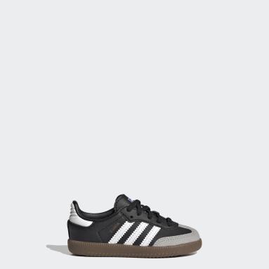 Kids Originals Black Samba OG Shoes