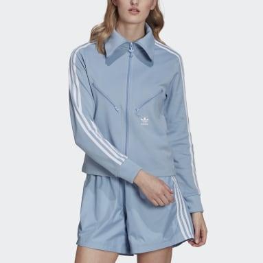 Women's Originals Blue Adicolor Classics Track Jacket