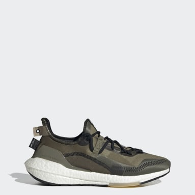Running Green Ultraboost 21 x Parley Shoes