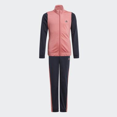 Tuta adidas Essentials Rosa Ragazza Sportswear