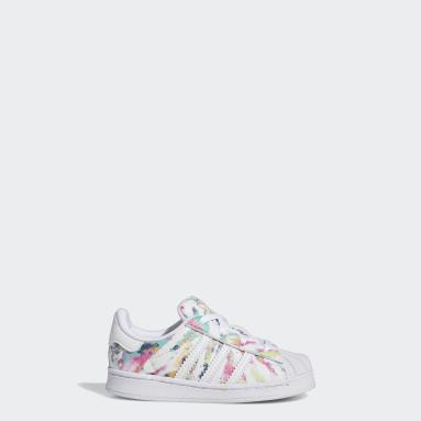 Infant & Toddler Originals White Superstar Shoes