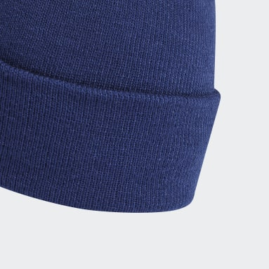 Bonnet Adicolor Cuff Bleu Originals
