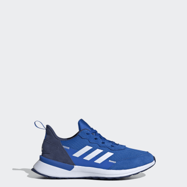 Youth Running Blue RapidaRun Elite Shoes