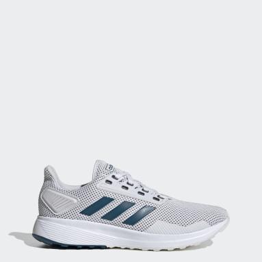 Running Grey Duramo 9 Shoes