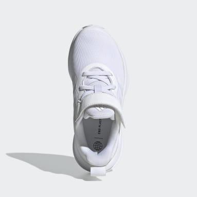 белый Кроссовки с эластичными шнурками и ремешком FortaRun