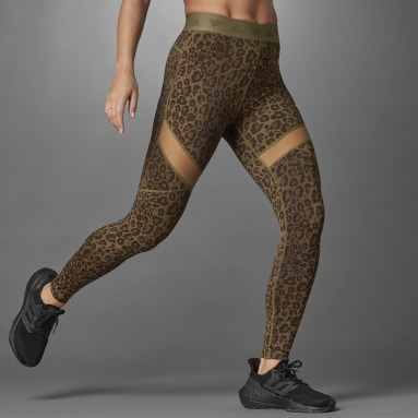 Mallas largas Hyperglam High-Rise Multicolor Mujer HIIT