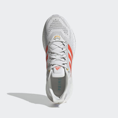 Tenis Pureboost 21 Blanco Hombre Running