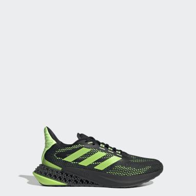Chaussure adidas 4DFWD Pulse Noir Enfants Running