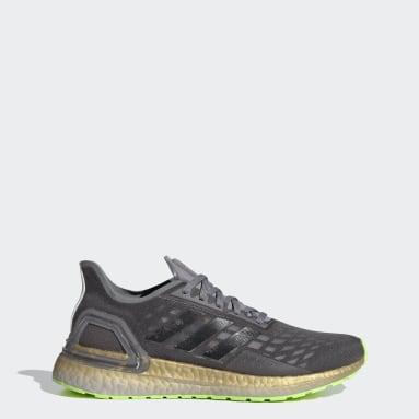 Women Running Grey Ultraboost PB Shoes