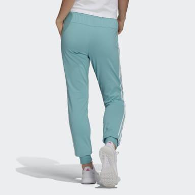 Women's Essentials Green Essentials 3-Stripes Pants