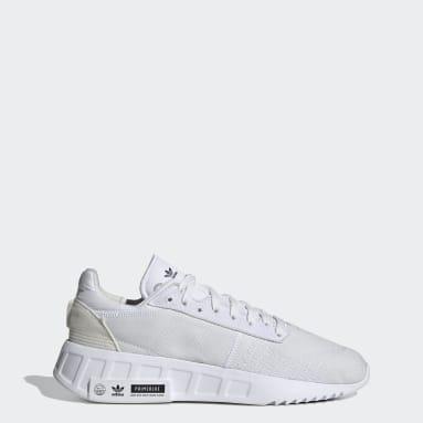 Originals White Geodiver Primeblue Shoes
