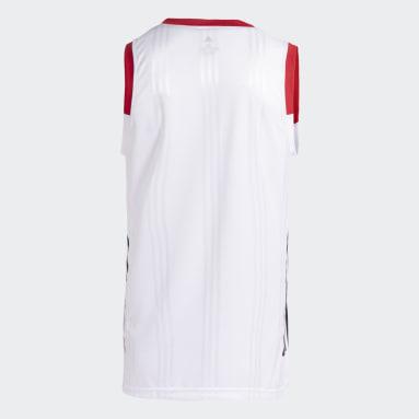 Camisa CR Flamengo 2 Branco Homem Basquete