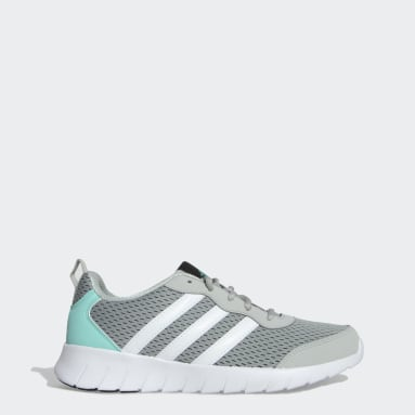 Women Running Grey SweepIt Shoes