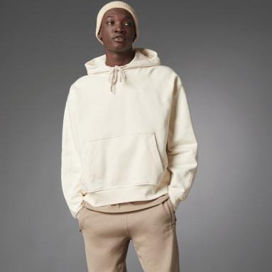 Hoodie Blue Version Essentials Blanc Hommes Originals