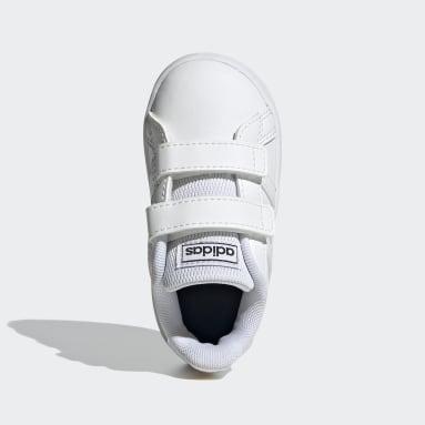 Děti Sportswear bílá Boty Grand Court